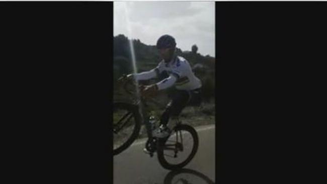 a6597cbb22180 Video: Sagan pozdravil fanúšikov jazdou na zadnom kolese - 24hod.sk