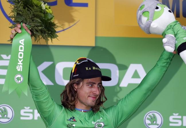Video: Fantastický Petrer Sagan vyhral 11. etapu Tour de France ... - 24hod.sk