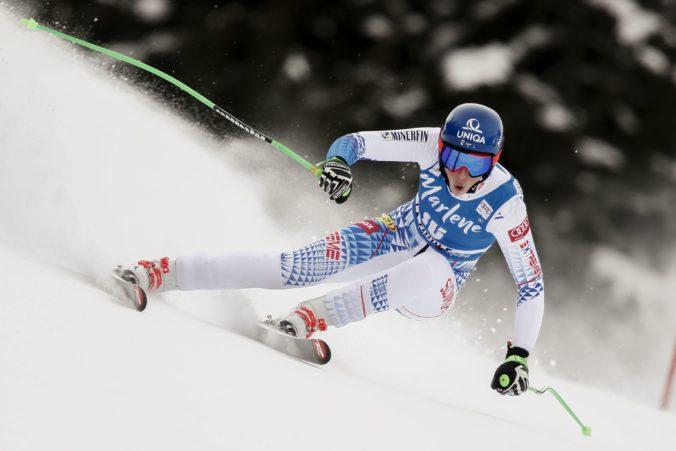 Skvelá Petra Vlhová dosiahla v La Thuile najlepší výsledok v super G v kariére (foto)