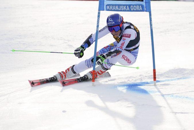 Fantastická Petra Vlhová vyhrala prvé kolo obrovského slalomu v Kranjskej Gore (online)