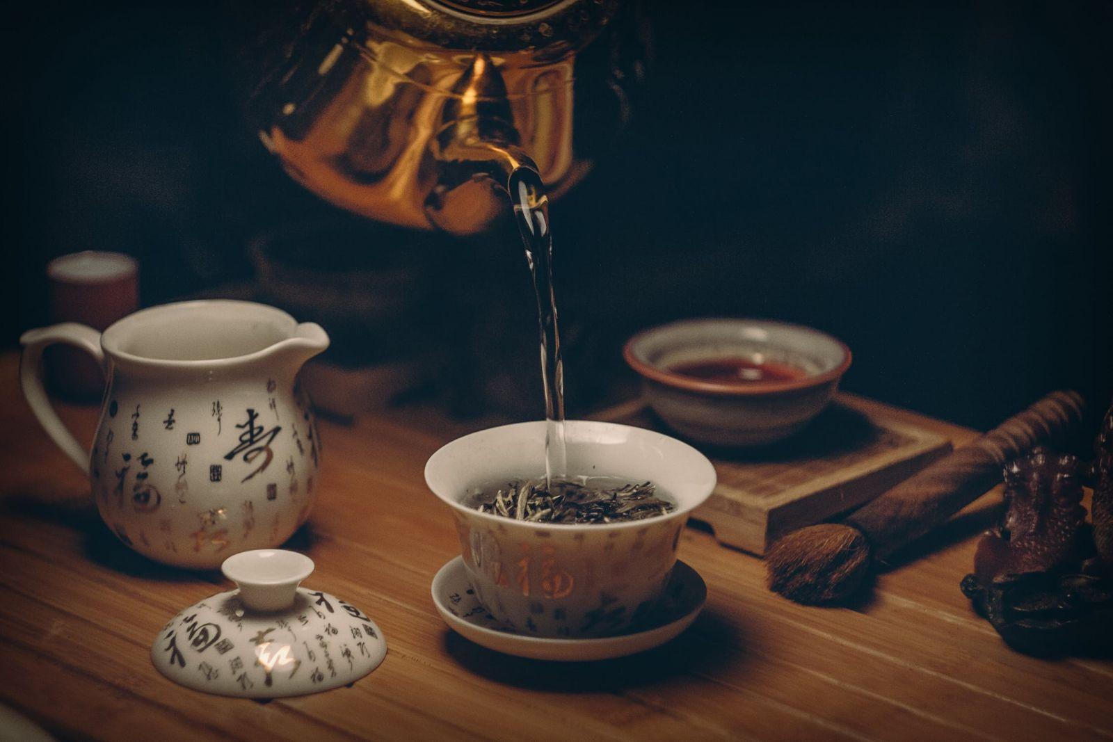 Sypané čaje: Vychutnajte si čaro pohody za každých okolností!