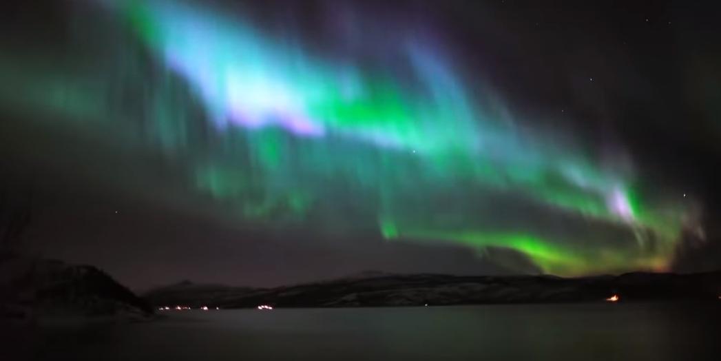 Video: Huawei dnes online uvádza jedinečný koncert Sound of Light: Ako znie polárna žiara?