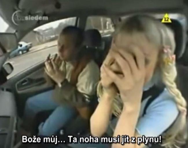 Toto video z poľskej autoškoly vás rozplače od smiechu!