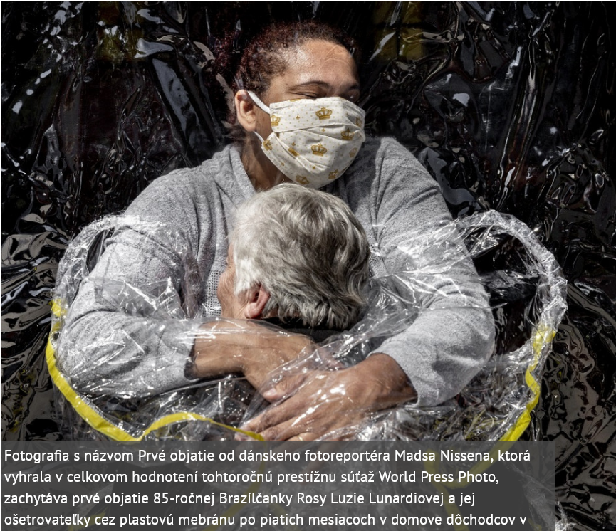 World Press Photo: Hlavnú kategóriu vyhrala snímka dánskeho fotografa