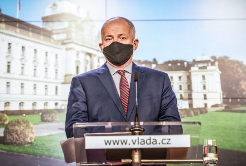 Český minister zravotníctva Roman Prymula končí vo vláde