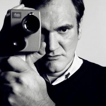 Quentin Tarantino Foto: levonbiss.com