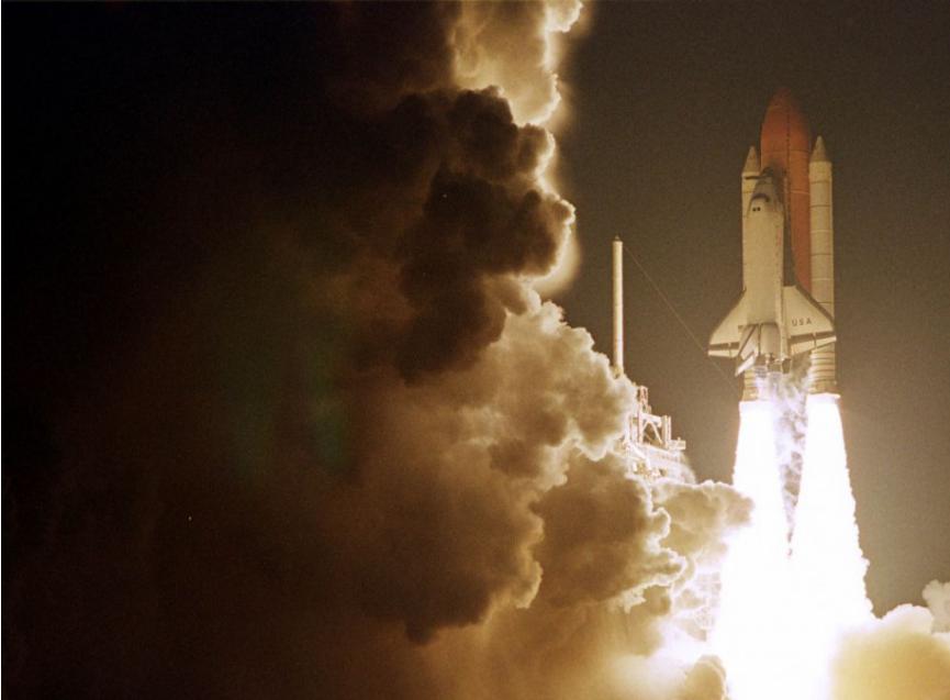 Pred 40 rokmi sa vydal na púť do kozmu prvý raketoplán