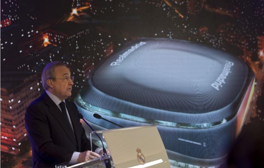 Perez bude prezidentom Realu Madrid ďalšie štyri roky