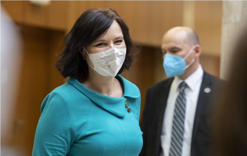 V. Remišová: Očakávam od ministra zdravotníctva, že uprace ten chaos