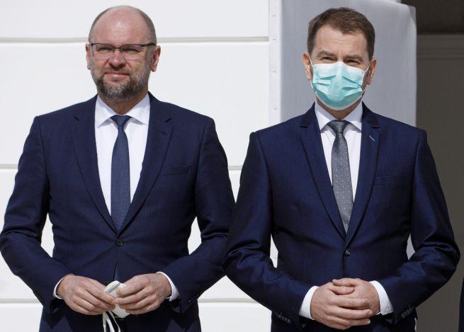 SaS chystá protipandemický plán, povedal predseda strany a minister hospodárstva Richard Sulík.