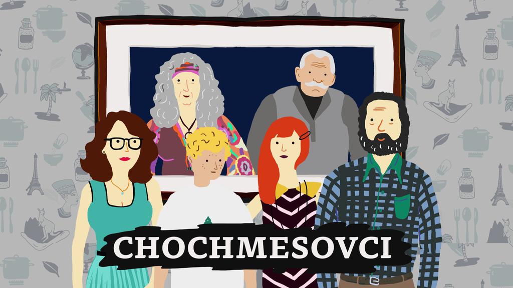 Animovaná rodinka Chochmesovcov prichádza k divákom v tretej sérii