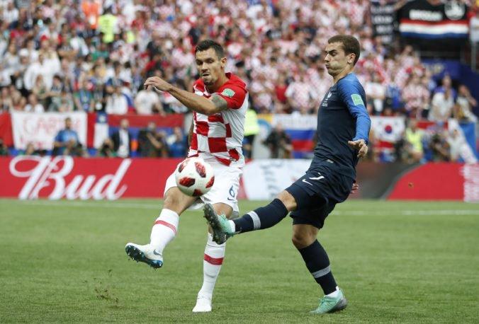 bbed56803f3e2 MS vo futbale 2018 (finále): Francúzsko – Chorvátsko 4:2. Francúzi ...