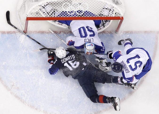 78454f52104f3 ZOH 2018 v Pjongčangu (online hokej – zápas o postup do štvrťfinále):  Slovensko