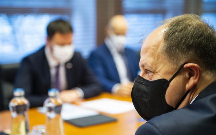 Únia miest Slovenska žiada vládu o čo najskorší lockdown