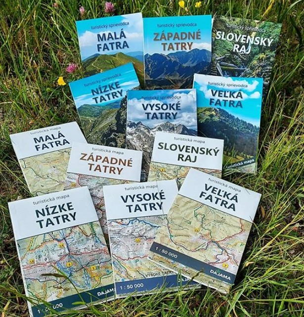 S batohom po Slovensku – knihy, s ktorými sa nestratíte