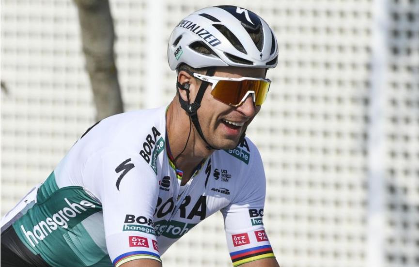 Peter Sagan sa pred Girom predstaví na Okolo Romandie