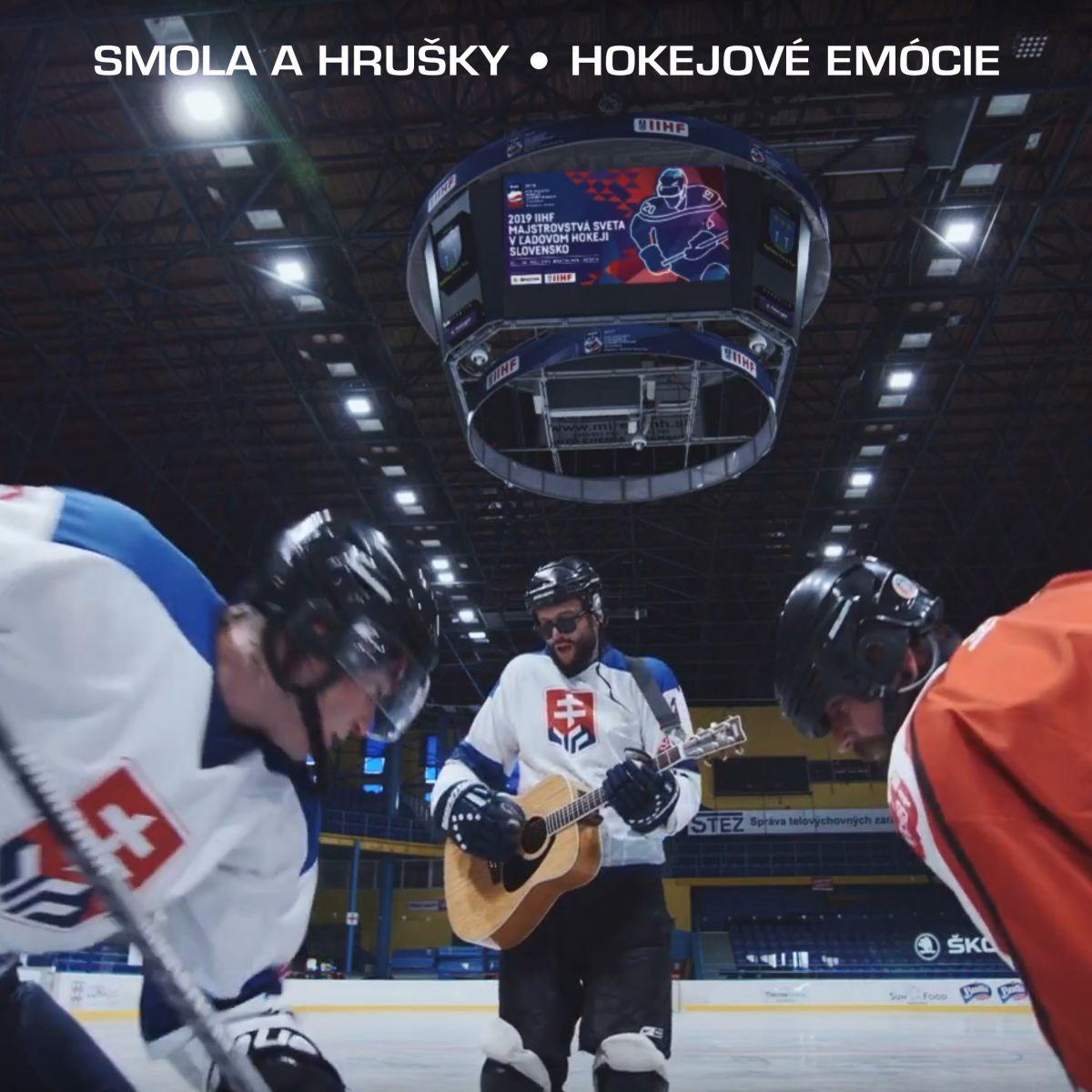 Video: Nová anti hymna od Smola a Hrušky Hokejové emócie