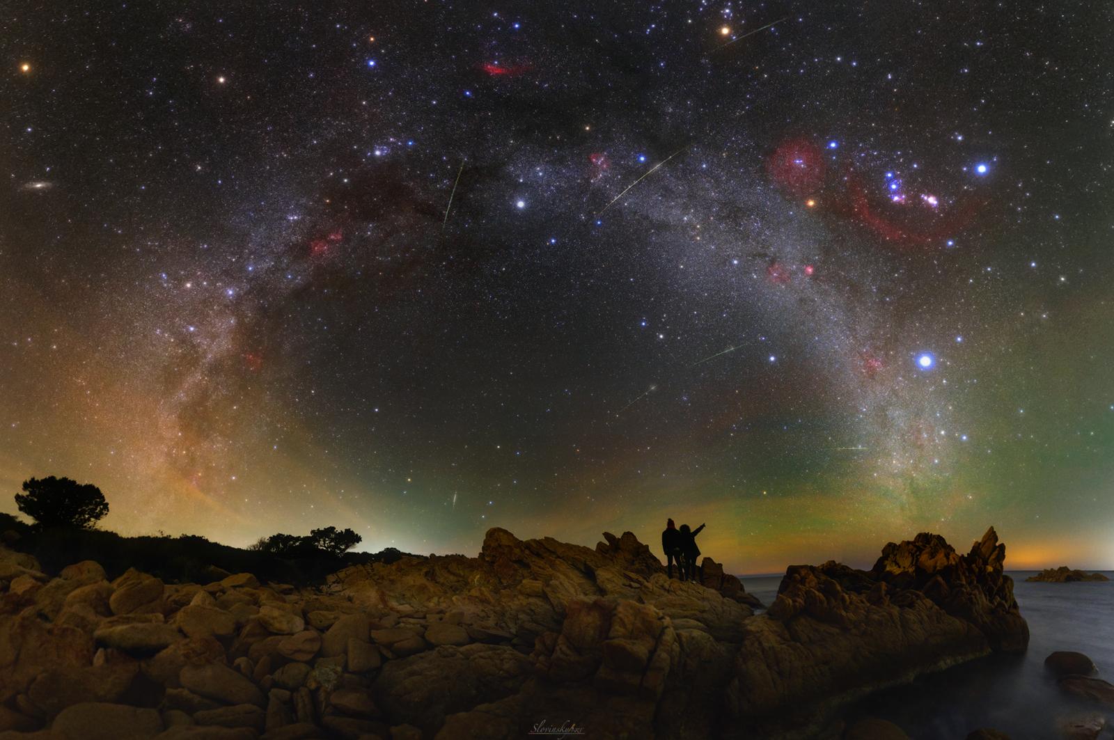 Veľký úspech slovenského astrofotografa Tomáša – za jeden rok získal už tretie ocenenie od NASA.