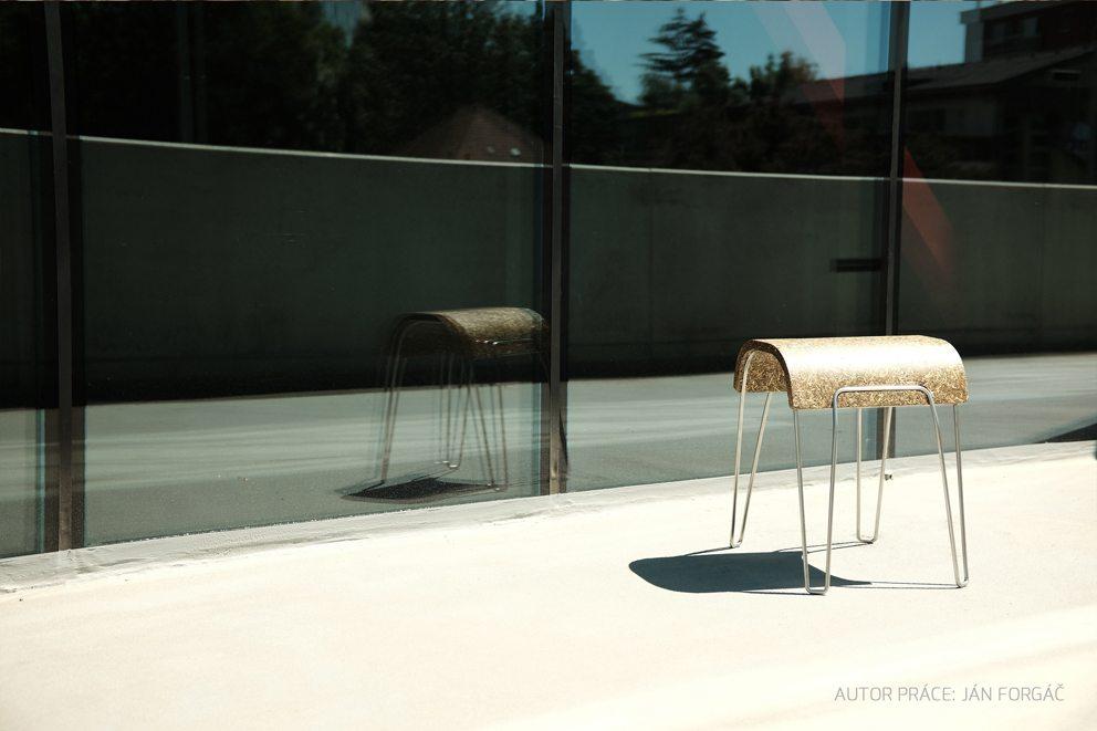 stolička seno