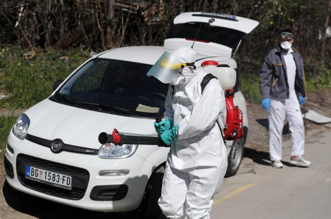 Koronavírus:Slovensko má 19 nových prípadov, pitva odhalila príčinu smrti 84-ročnej ženy (online)