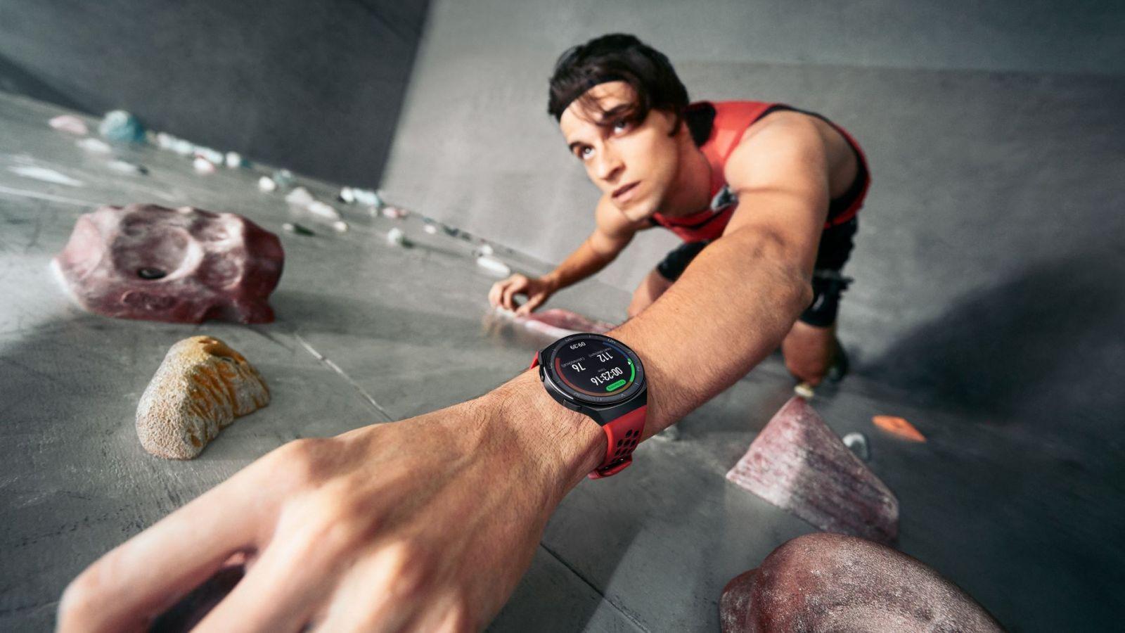 Hodinky stvorené pre športovcov: Huawei Watch GT 2e prichádzajú na Slovensko