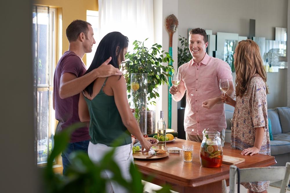 Aké nápoje zvyčajne ponúkame návšteve, priateľom či kolegom?