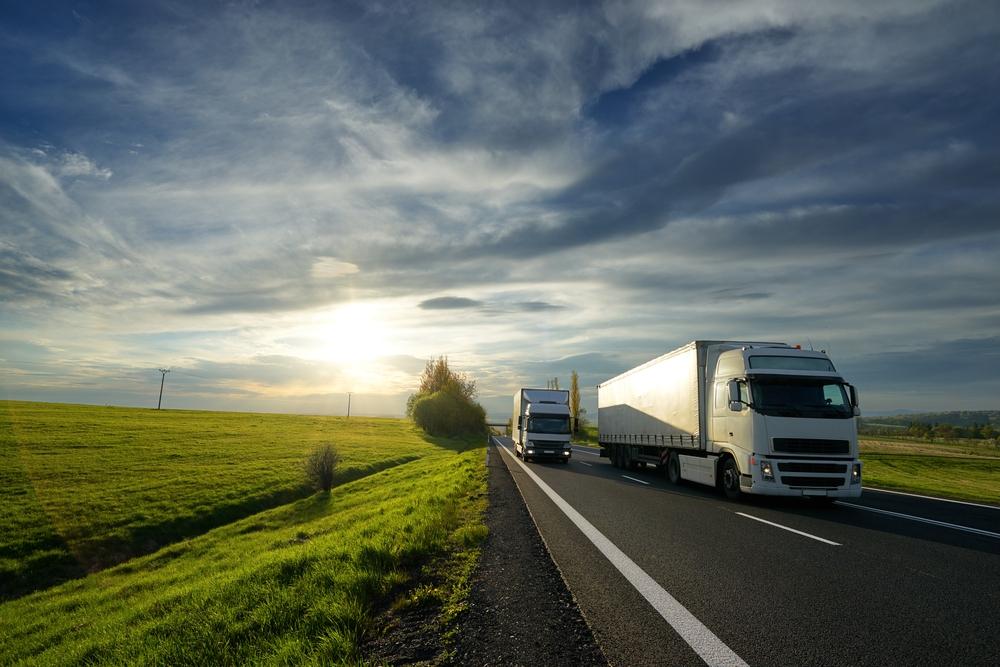 5 hlavných výhod cestnej nákladnej prepravy