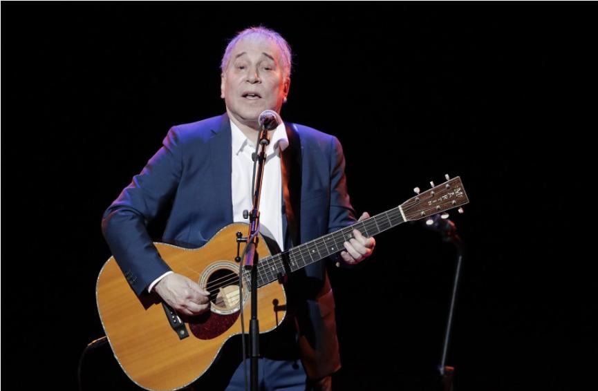 Paul Simon predal svoj kompletný piesňový katalóg spoločnosti Sony