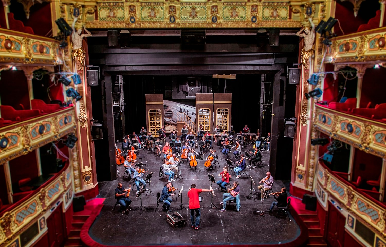 Rok slovenského divadla a jeho podujatia poznačila pandémia
