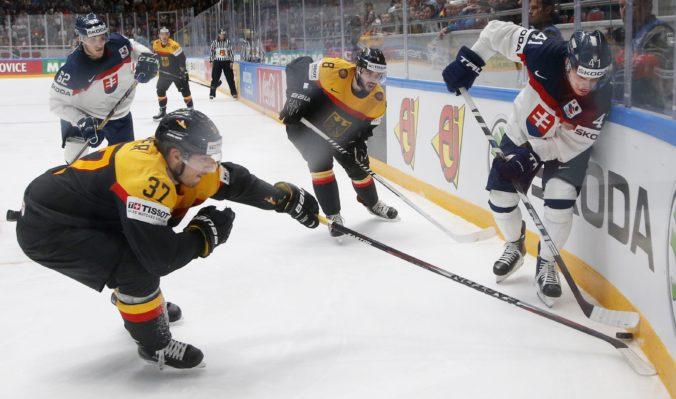 Ms V Hokeji 2017 Slovensko Nemecko 23 Sn Online 24hodsk