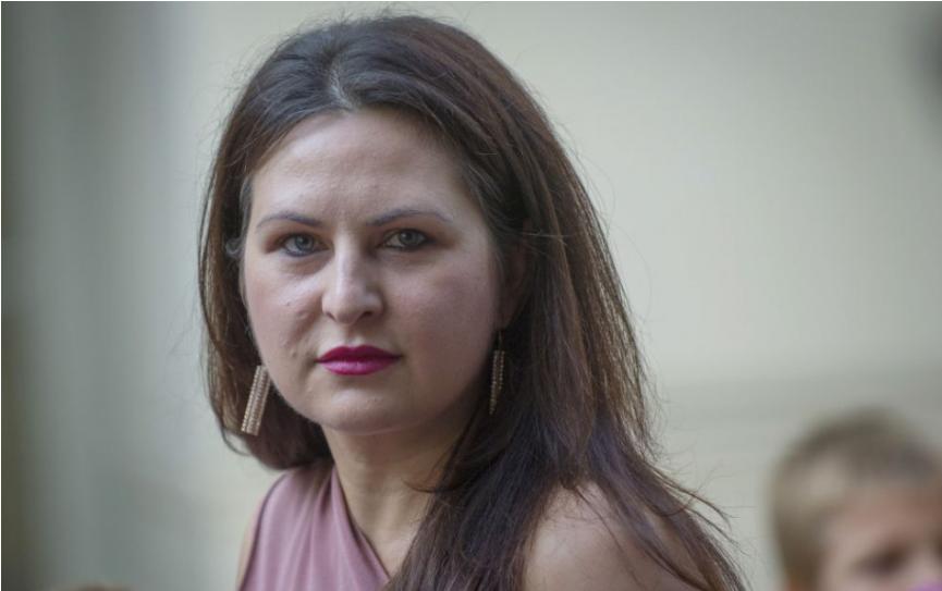 Csengel Solčanská: Nakrúcanie rozprávky Zakliata jaskyňa si užívam