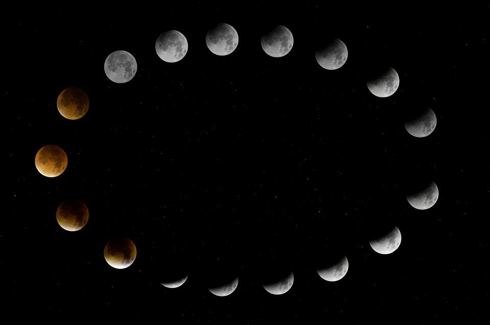 Spln 2018: Pozrite si fázy mesiaca a spln v roku 2018