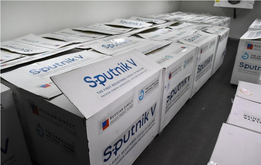 Slovensko ruskej strane odpredalo 160.000 dávok vakcín Sputnik V