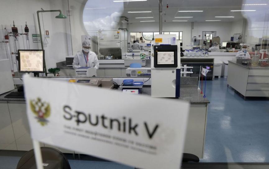 Vakcínou Sputnik V by sa na Slovensku mohlo očkovať v rámci testovania