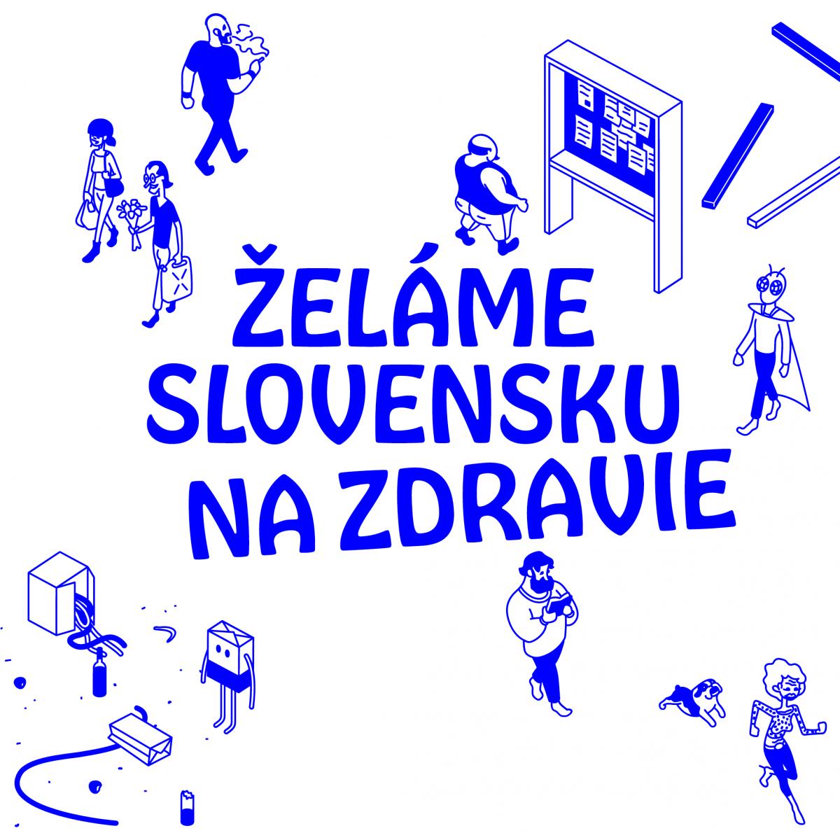 Jedenásť kultúrnych združení a asociácií zverejnilo otvorenú výzvu Želáme Slovensku na zdravie.