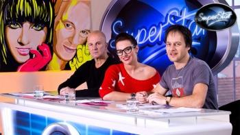 Porota tretej Česko Slovenskej SuperStar: Ondřej Soukup, Ewa Farna a Pavol Habera