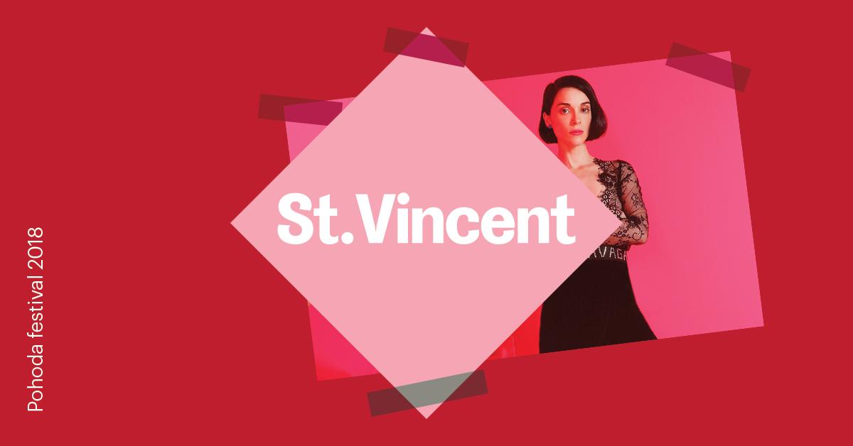 ST. VINCENT NA POHODE 2018