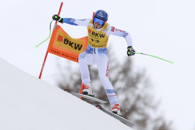 Petra Vlhová po super G útočila na víťazstvo, ale v slalomovom kole chytila špicara