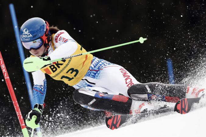 Vlhová slalom