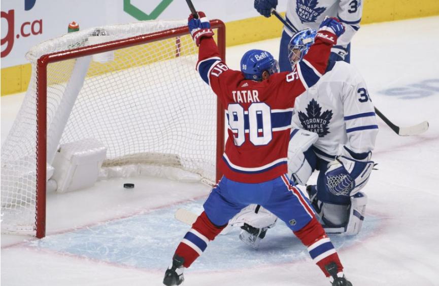 VIDEO: Tatar prispel dvoma gólmi k triumfu Montrealu nad Torontom