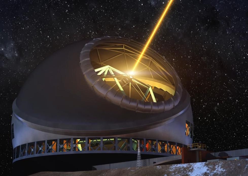 Obrovský miliardový teleskop postavia po odpore Havajčanov na Kanárskych ostrovoch