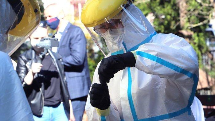Koronavírus: V sobotu pribudlo osem pozitívne testovaných na Covid-19