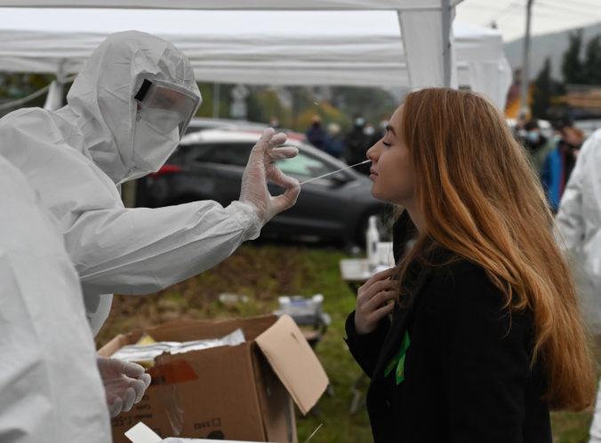 Koronavírus: Testy potvrdili 2 043 ľuďom koronavírus, zomrelo žiaľ 30 pacientov