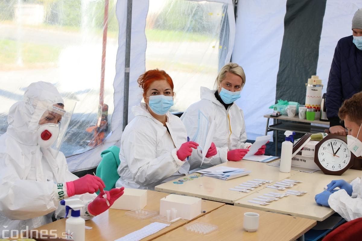 Negatívny antigénový test nemusí znamenať, že osoba nie je infikovaná
