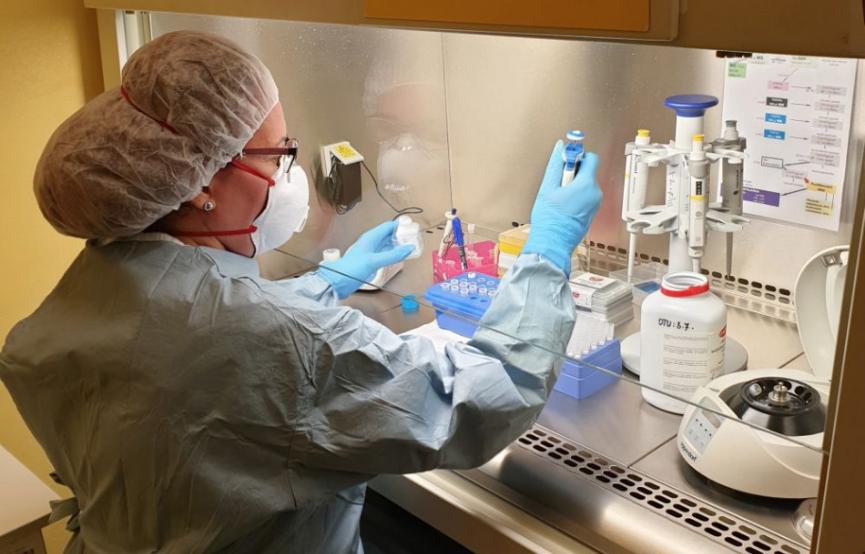 Z nemocnice v Bavorsku hlásia ďalší variant koronavírusu