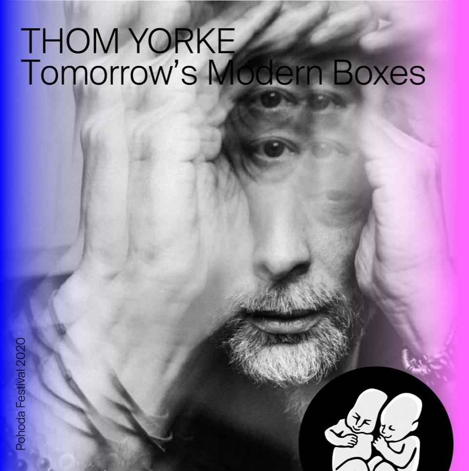Thom Yorke Tomorrow's Modern Boxes na Pohode 2020