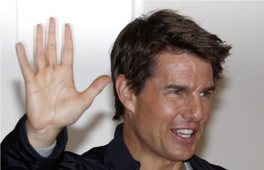 T. Cruise vrátil svoje Zlaté glóbusy na protest proti pomerom v porote