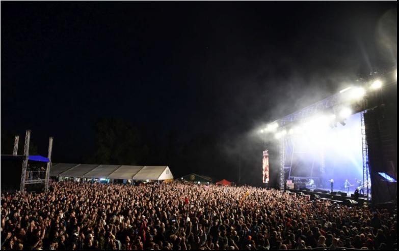 Topfest privíta fanúšikov na novom mieste v Častkovciach