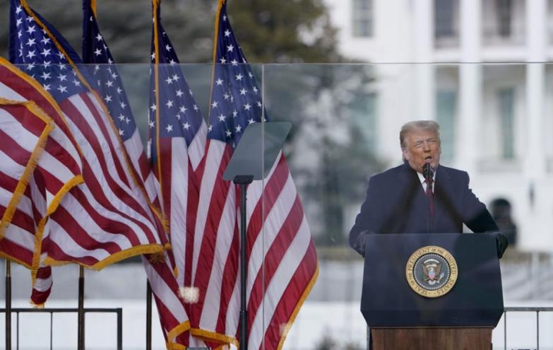 Trump vyhlásil kvôli inaugurácii núdzový stav