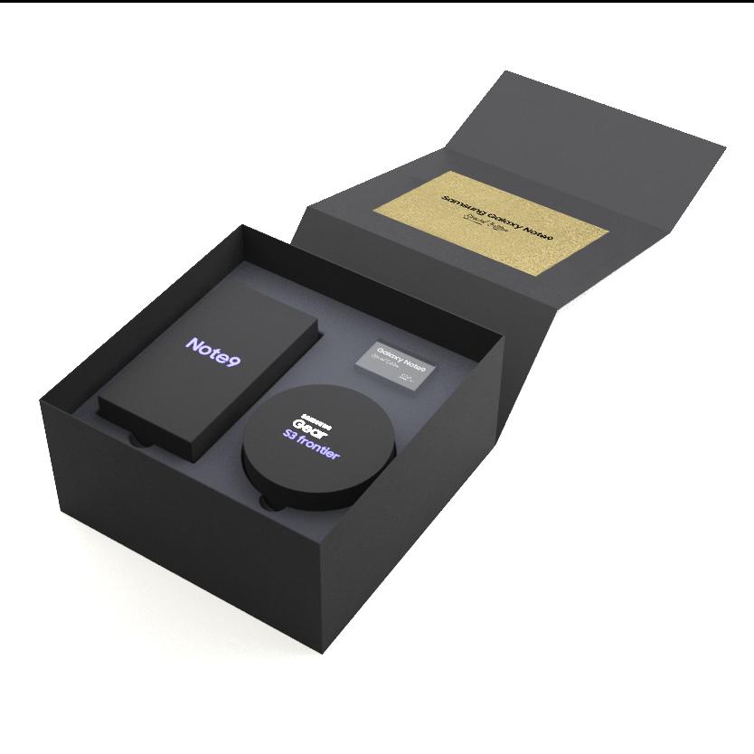 Note9 128GB a špeciálna edícia Note9 512GB budú na slovenskom trhu dostupné od 24. augusta 2018.